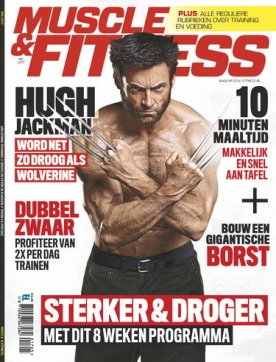 Muscle & Fitness 5, iOS, Android & Windows 10 magazine