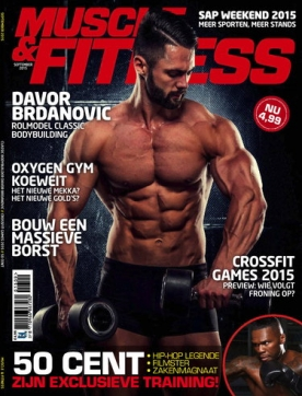 Muscle & Fitness 9, iOS, Android & Windows 10 magazine