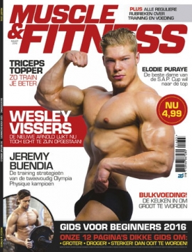 Muscle & Fitness 3, iOS, Android & Windows 10 magazine