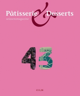 Pâtisserie & Desserts 43, iOS, Android & Windows 10 magazine