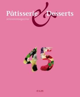 Pâtisserie & Desserts 45, iOS, Android & Windows 10 magazine