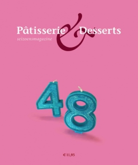 Pâtisserie & Desserts 48, iOS, Android & Windows 10 magazine