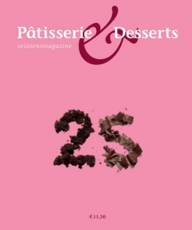 Pâtisserie & Desserts 25, iOS, Android & Windows 10 magazine