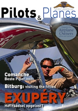 Pilots and Planes 311, iPad & Android magazine