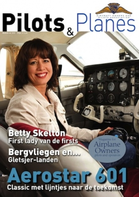 Pilots and Planes 313, iPad & Android magazine