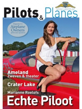 Pilots and Planes 9, iPad & Android magazine