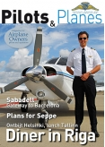 Pilots and Planes 10, iPad & Android magazine