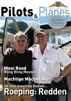 Pilots and Planes 302, iPad & Android magazine