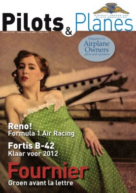 Pilots and Planes 303, iPad & Android magazine