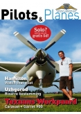 Pilots and Planes 320, iPad & Android magazine