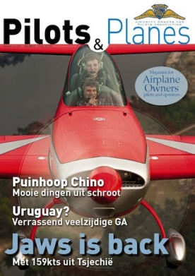 Pilots and Planes 307, iPad & Android magazine