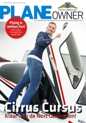 PlaneOwner 350, iOS, Android & Windows 10 magazine