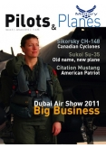 Pilots&Planes Military 6, iPad & Android magazine