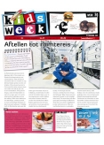 Kidsweek 50, iPad & Android magazine