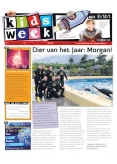 Kidsweek 51, iPad & Android magazine
