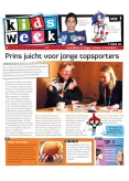 Kidsweek 3, iPad & Android magazine