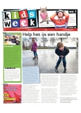 Kidsweek 5, iPad & Android magazine
