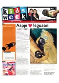 Kidsweek 7, iPad & Android magazine
