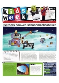 Kidsweek 8, iPad & Android magazine
