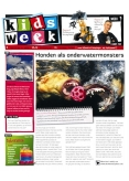 Kidsweek 9, iOS, Android & Windows 10 magazine