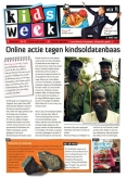 Kidsweek 11, iPad & Android magazine