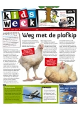 Kidsweek 16, iPad & Android magazine