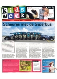 Kidsweek 20, iPad & Android magazine