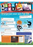 Kidsweek 23, iPad & Android magazine