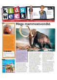 Kidsweek 25, iPad & Android magazine