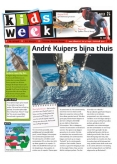 Kidsweek 26, iPad & Android magazine