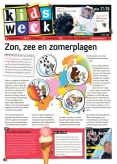 Kidsweek 27, iPad & Android magazine