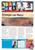 Kidsweek 29, iPad & Android magazine