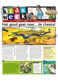 Kidsweek 31, iPad & Android magazine
