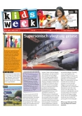 Kidsweek 33, iPad & Android magazine