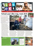 Kidsweek 34, iPad & Android magazine
