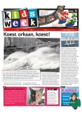 Kidsweek 35, iPad & Android magazine