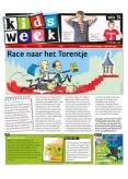 Kidsweek 36, iPad & Android magazine
