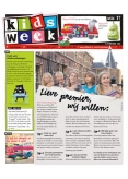 Kidsweek 37, iPad & Android magazine