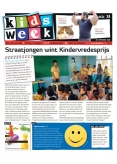 Kidsweek 38, iPad & Android magazine