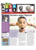 Kidsweek 39, iPad & Android magazine
