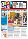 Kidsweek 41, iPad & Android magazine