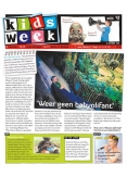 Kidsweek 42, iPad & Android magazine