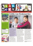 Kidsweek 44, iPad & Android magazine