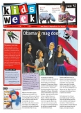 Kidsweek 45, iPad & Android magazine