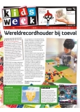 Kidsweek 46, iPad & Android magazine