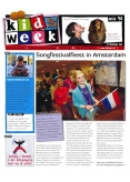 Kidsweek 48, iPad & Android magazine