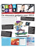 Kidsweek 2, iPad & Android magazine