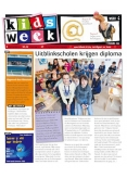 Kidsweek 6, iPad & Android magazine