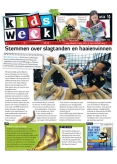 Kidsweek 10, iPad & Android magazine