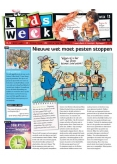 Kidsweek 13, iPad & Android magazine